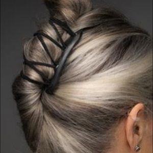 The Hair Corset hair accessory
